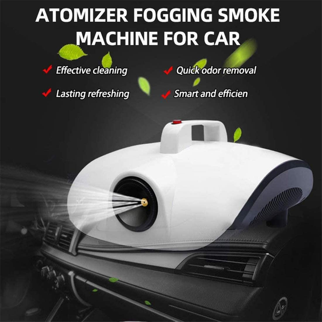 Electrostatic Disinfectant Sanitizer Fogger Mist Sprayer