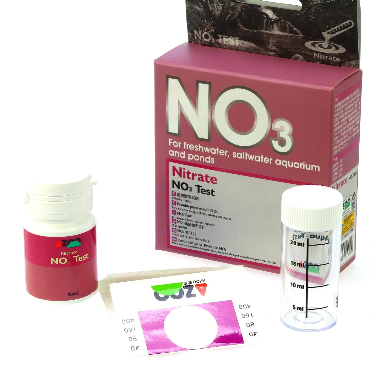 Fish tank test kit - No3 Nitrate Test Kit Aquarium Freshwater Saltwater Fish