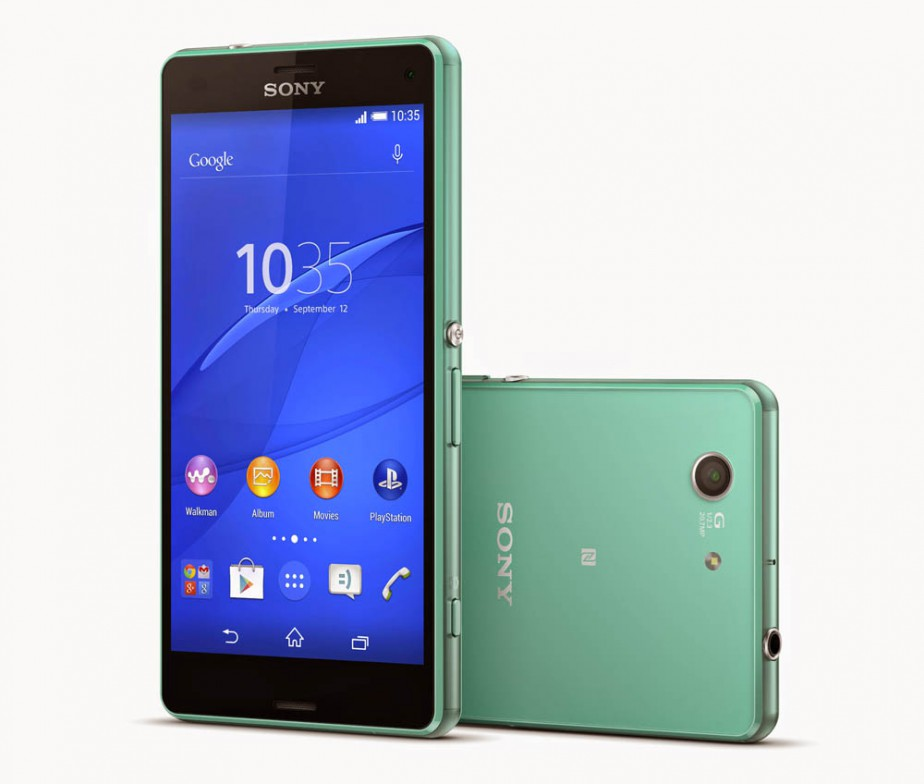4 6 sony ericsson xperia z3 compact d5803 4g lte 16gb gps. Black Bedroom Furniture Sets. Home Design Ideas