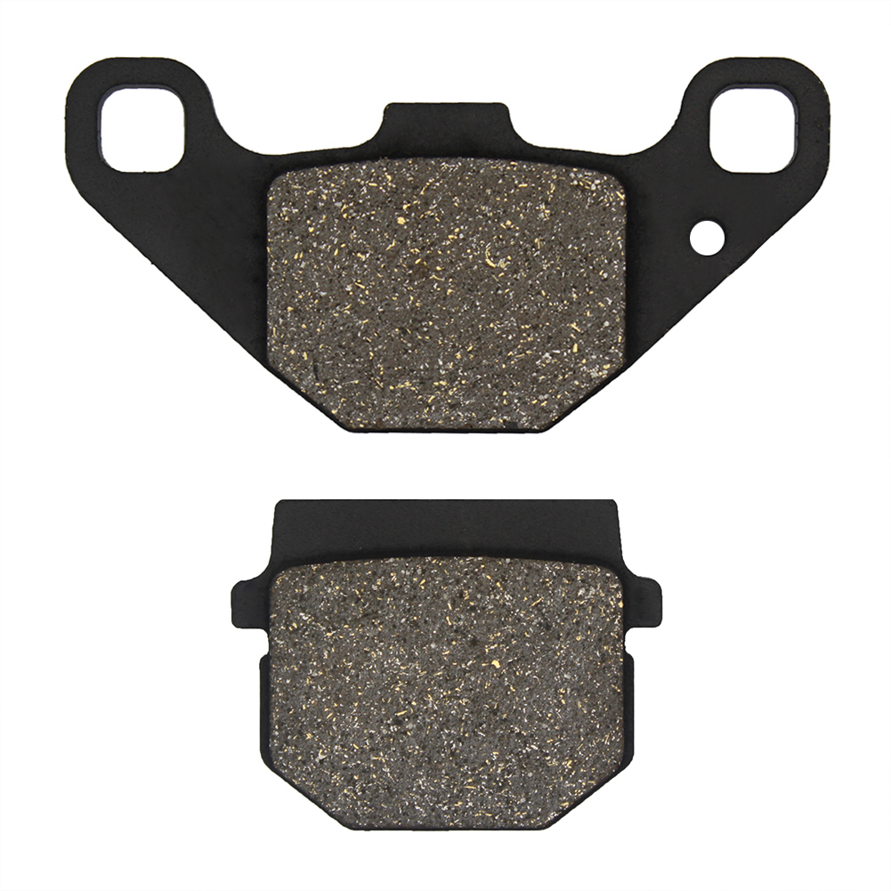 SEMI METAL FRONT BRAKE PADS FOR MOTO GUZZI 1100 Griso 05-08 F