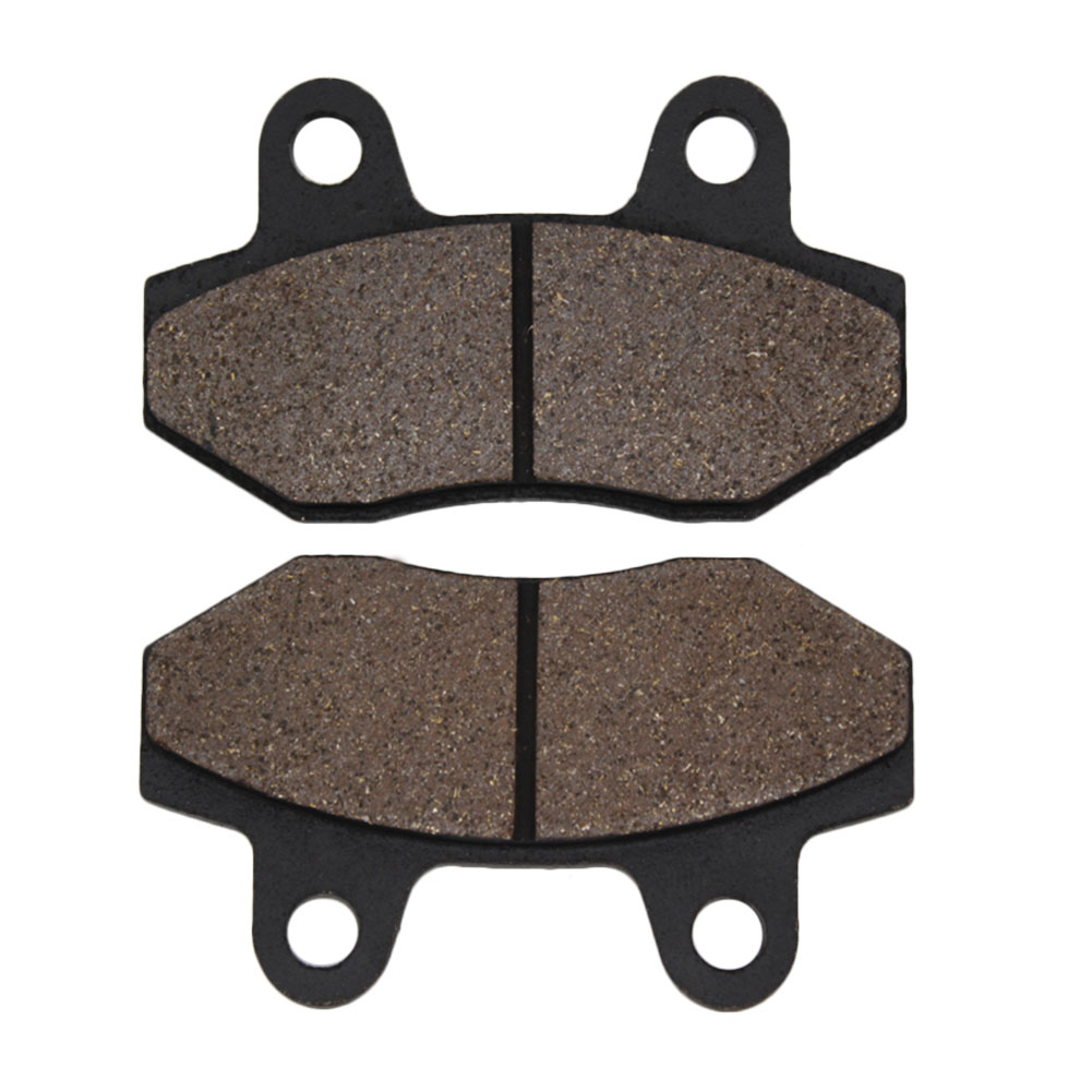 Front Rear Brake Pads for Yamaha YZ250F Competition 2003 2004 2005 2006 2007