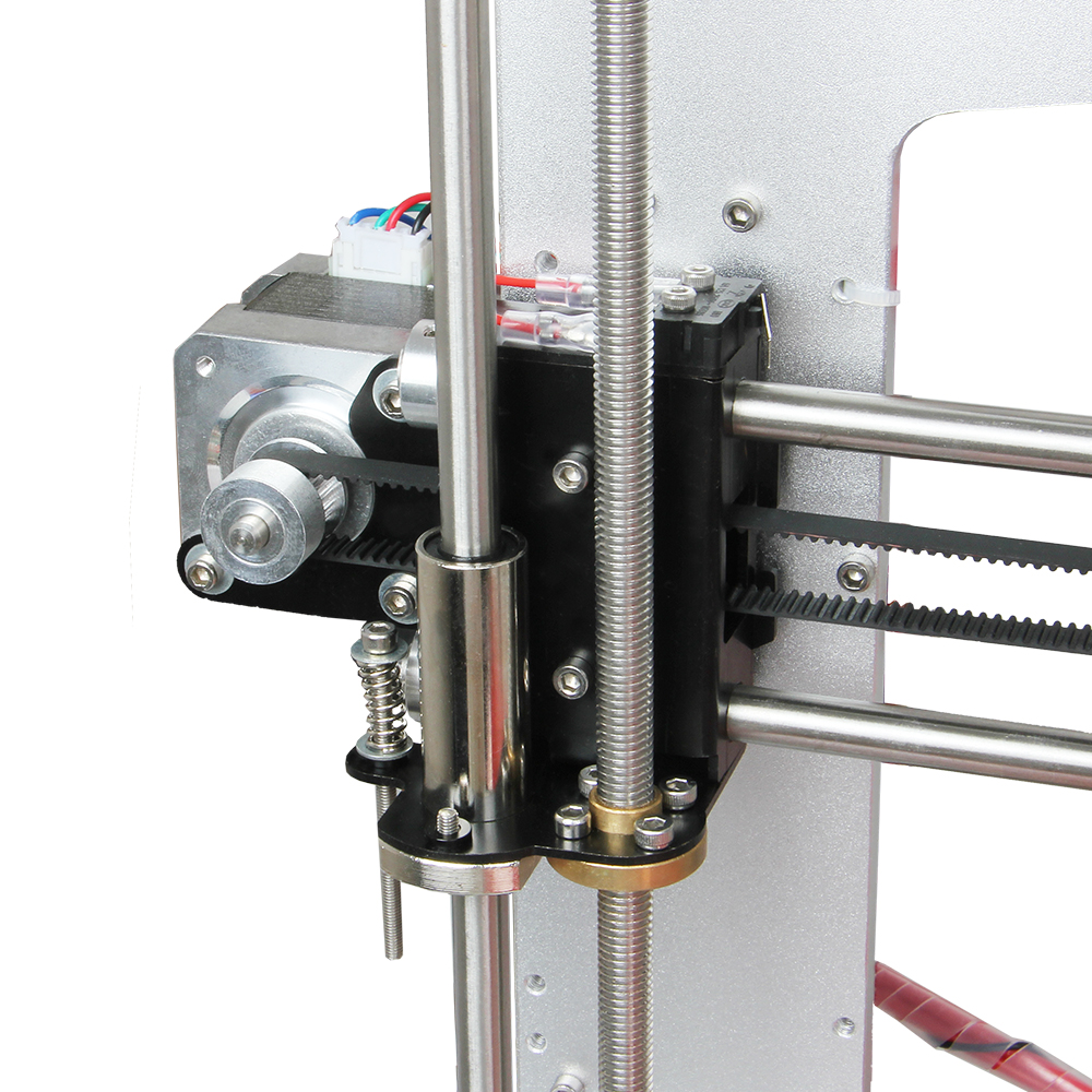Geeetech Prusa I3 Full Aluminum Frame 3D Printer Support 5