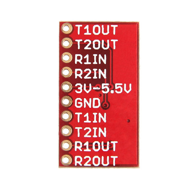 Geeetech MAX3232 Breakout with RS232 converter IC for 3.3V//5V projects