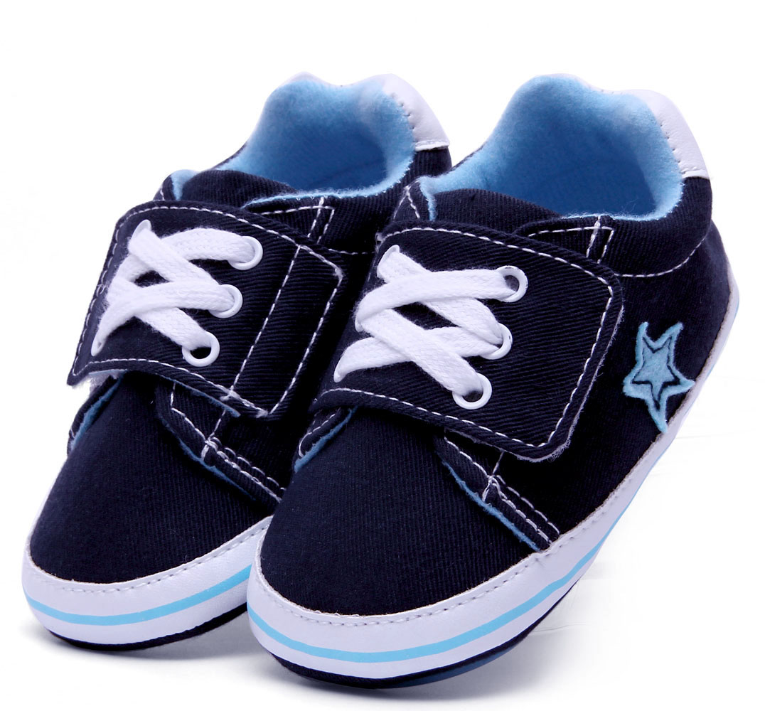 Toddler Girl Baby Crib Shoes Newborn Soft Sole Anti-slip Baby 0-18Months LMO