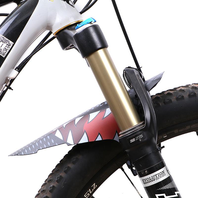 icycle Fender MTB Mudguard Road Bike Mud Gurad Wings for Front Fork//Rear Wheel