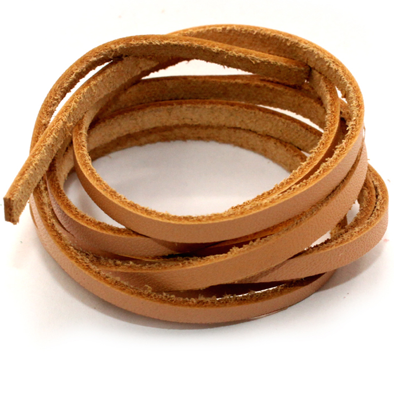 New 100/% Real Flat Nappa Leather Cord  String Necklace Bracelet DIY String Cord