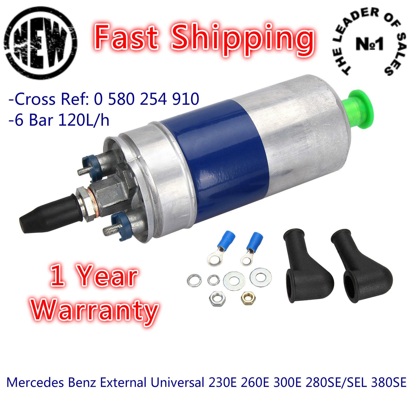 Inline Fuel Pump Mercedes Benz External Universal 230E