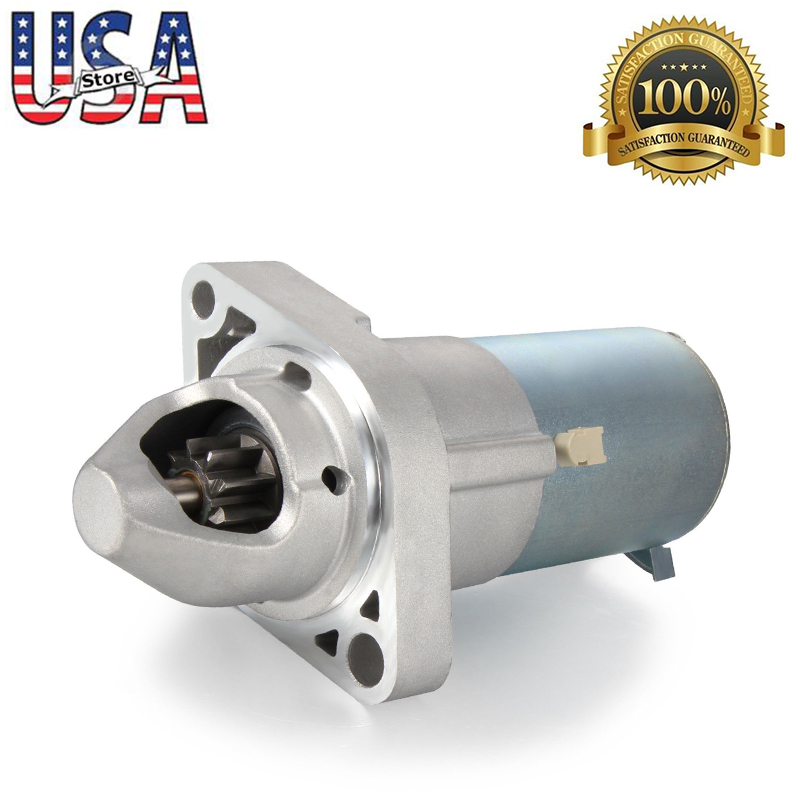 New Starter For Honda 2.4 Accord DX LX EX Element Acura