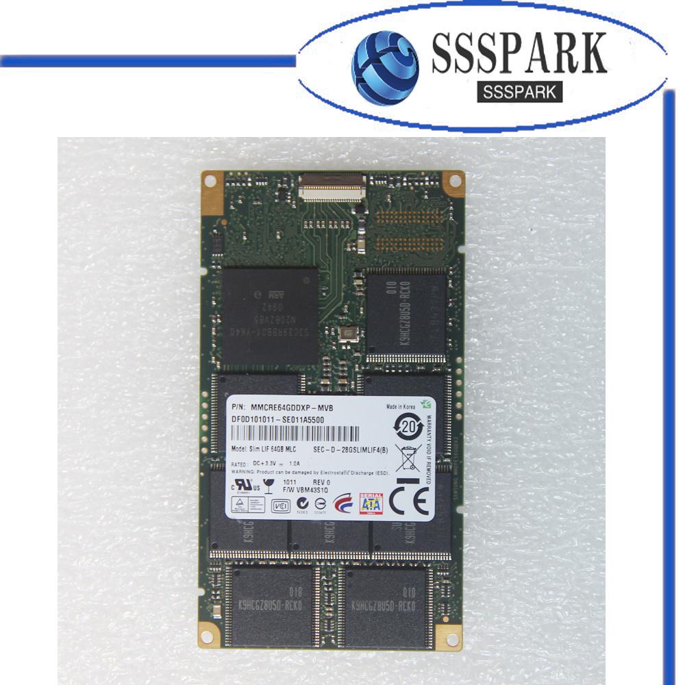 NEW SLIM LIF 64GB MLC Solid State Drive 64GB for Sony VAIO VPCZ1 LIF RIAD SSD