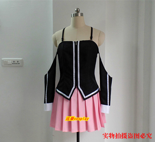 Vocaloid 3 Vocaloid III IA-Aria On The Planetes Cosplay Dress Costume Outfit