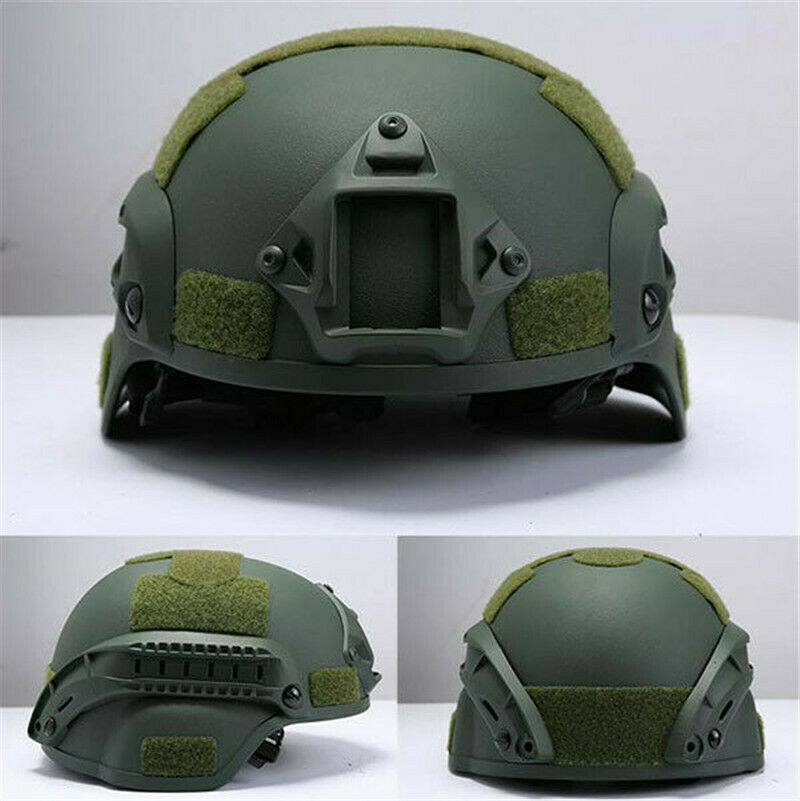 Details about  / Tactical CS Cycling Protection Helmet Hunting Paintball Field Helmet MICH2000