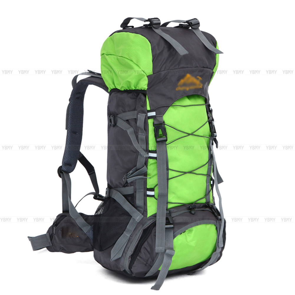 60L Outdoor Sport Travel Climbing Hiking Camping Backpack Rucksack ...