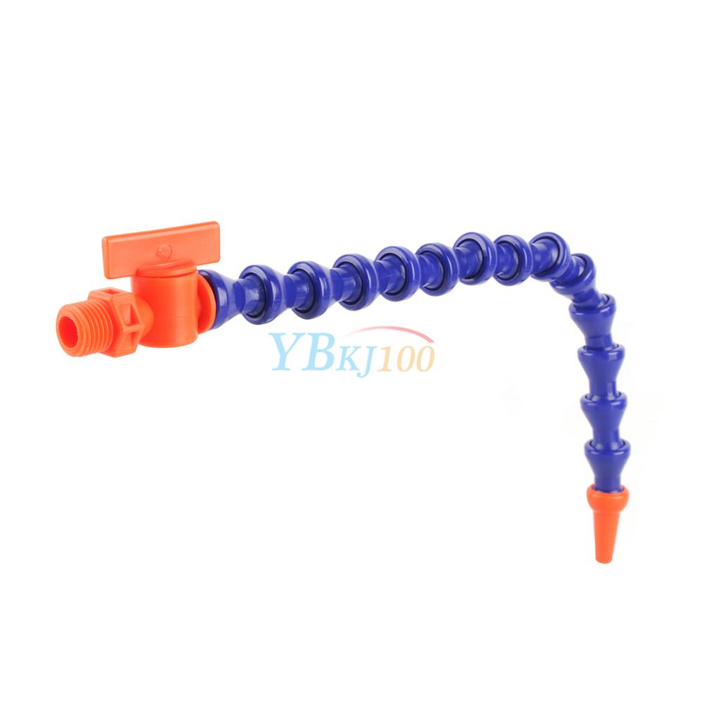 12x acqua olio refrigerante tubo tubo per tornio cnc con for Materiale del tubo della linea d acqua