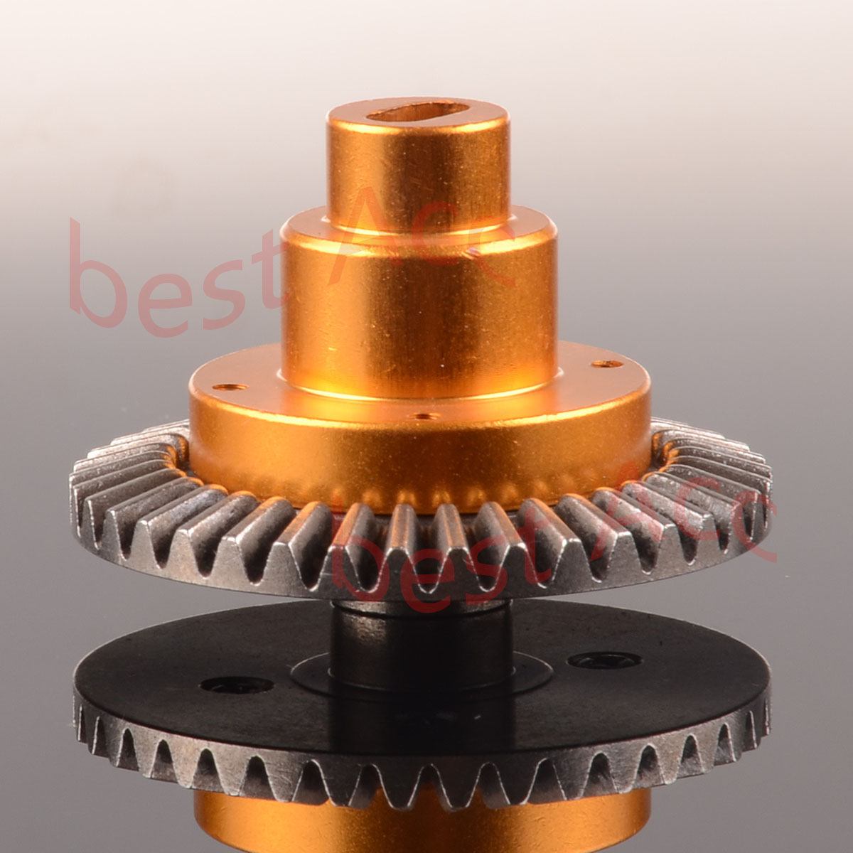 18009 RC HSP 180009 Green Alum Connect Box Gear 38T For HSP 1:10 Rock Crawler