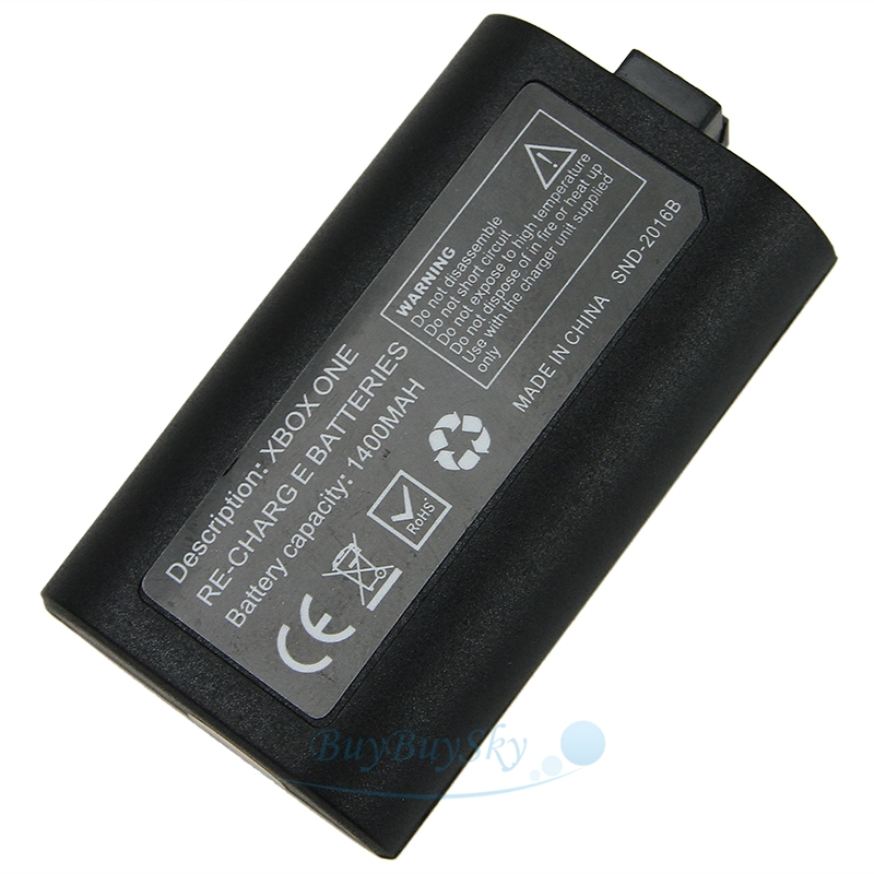 Rechargeable Battery For Official Microsoft XBOX ONE Play