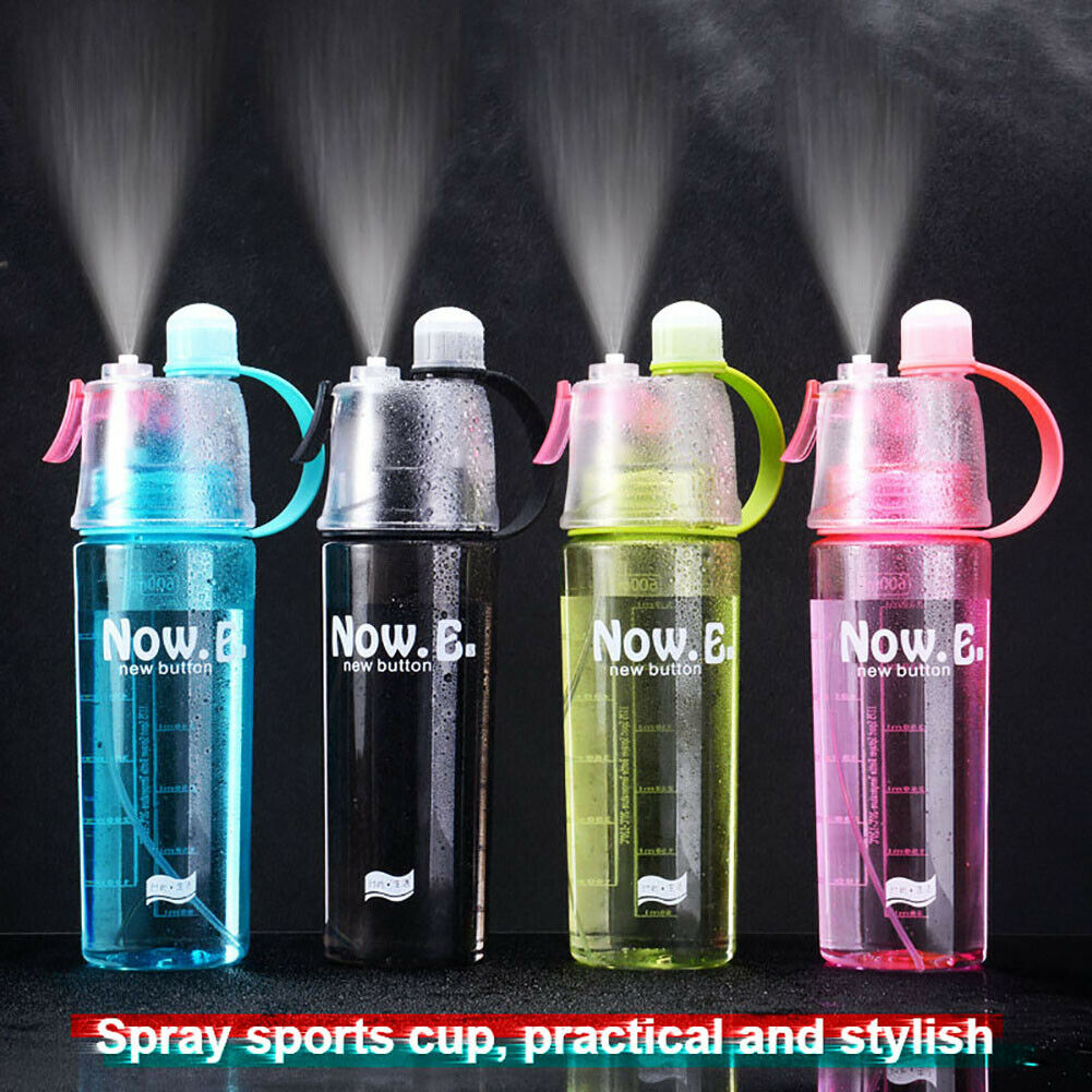 New Outdoor Sport Bottle Portable Travel Water Drinking Cup Leak Proof Bottle Water Bottles & Cages