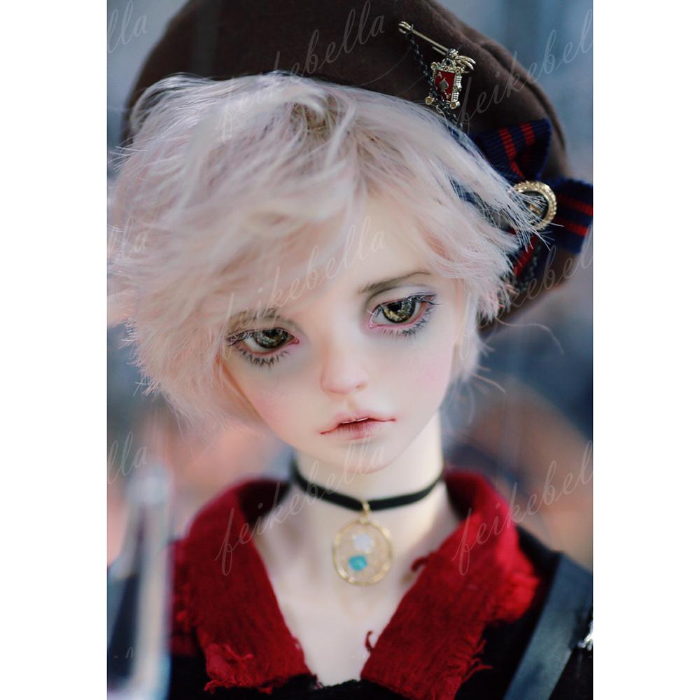 Bjd Dolls Pretty: 1/3 BJD Dolls Pretty Boy Teen Girl Resin Ball Jointed Doll