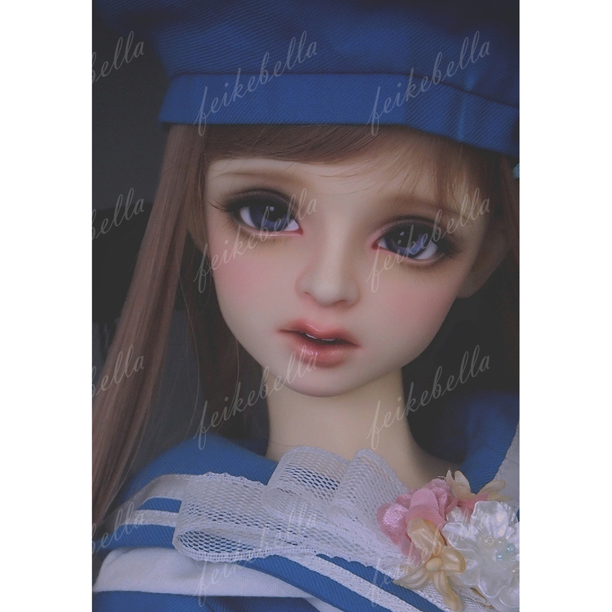 1/3 BJD Dolls Beautiful Girl Resin Nude Ball Jointed Doll