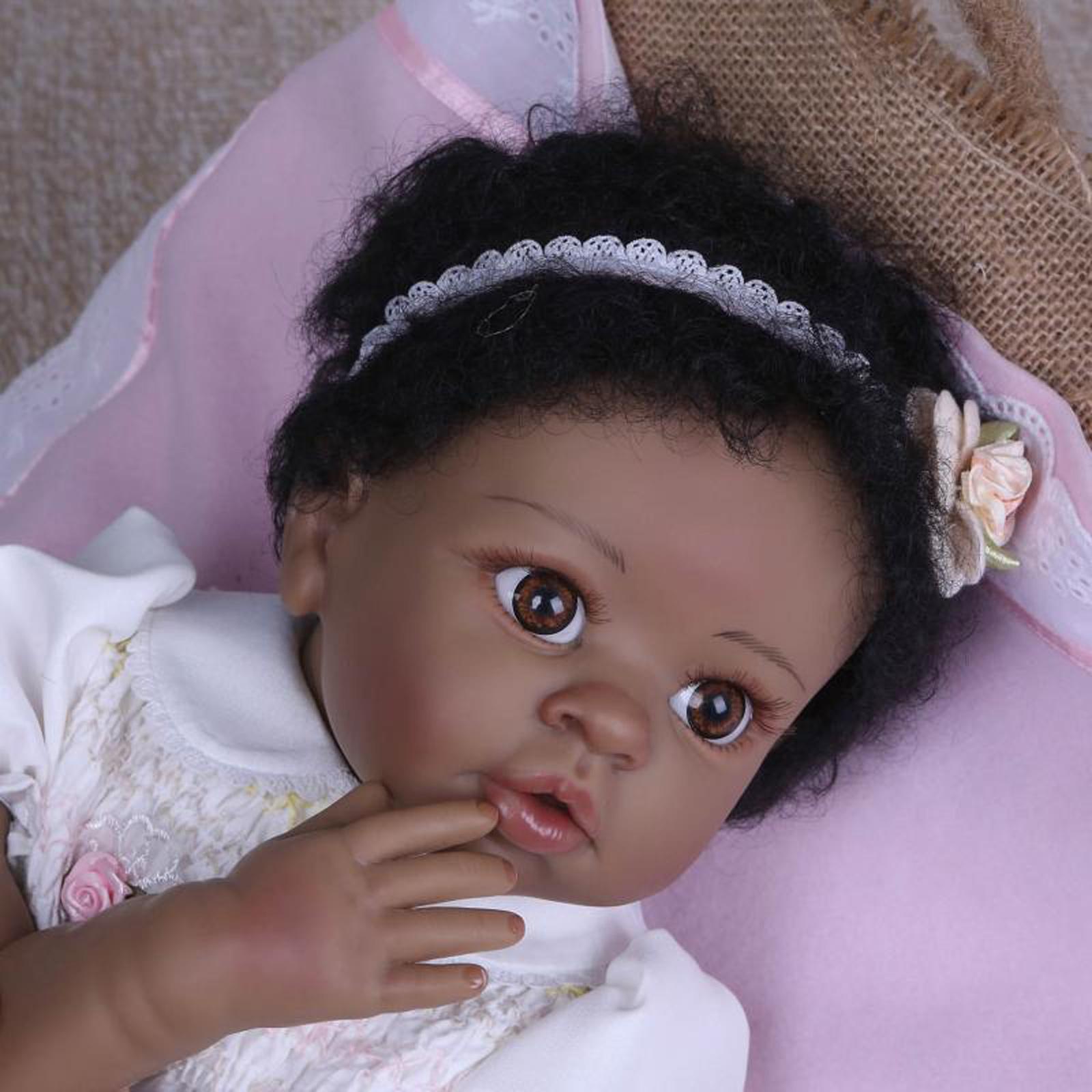 Handmade Lifelike Reborn Doll 22 Newborn Baby Girl