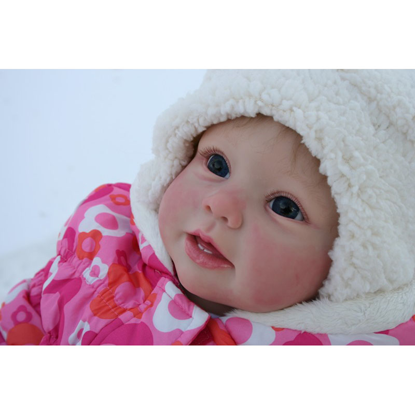 Reborn Doll Kits Cloth Body Fit for 28 inch Baby Toddler Dolls DIY Accessories