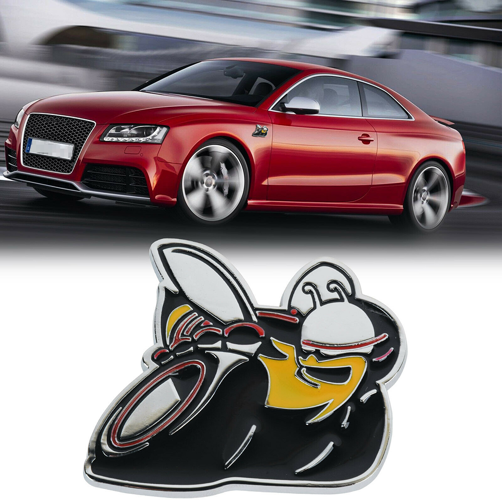 1pc Super Bee Scat Pack Cars Challenger Charger Emblem Badge Sticker