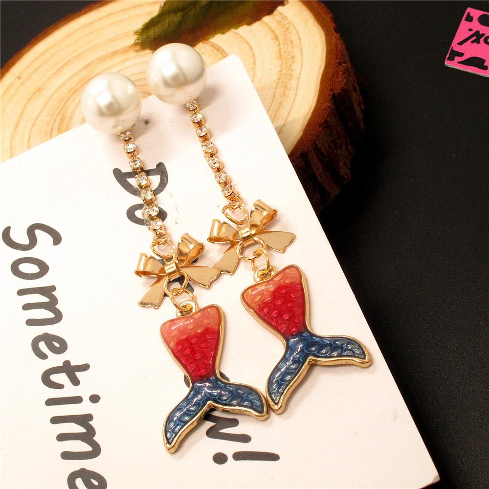 New Betsey Johnson Enamel Bee Stud Earrings Gift FS Lovely Women Holiday Jewelry