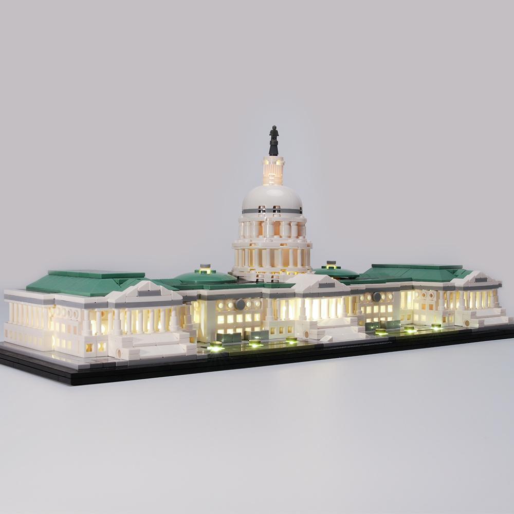 LED Lighting Beleuchtung Licht Set Für Lego 21317 Steam boat Willie Spielzeug
