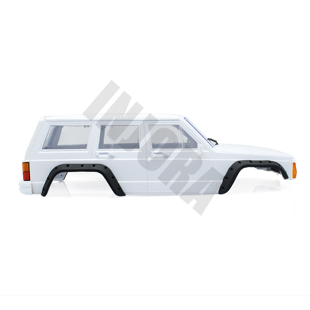 Injora Abs Hard Plastic 313mm Cherokee Body Shell In Toys 1 10 Truck Bekas For 110 Rc Scx10 Ii