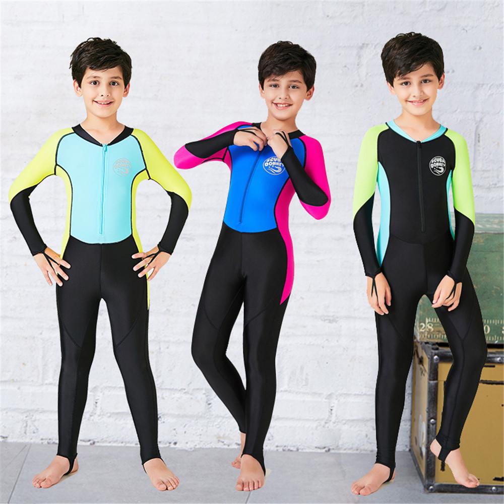 Tioland Womens Swimsuit 3MM Long Sleeve Full Body Suit Super Stretch Diving Suit Swim Surf Snorkeling Black