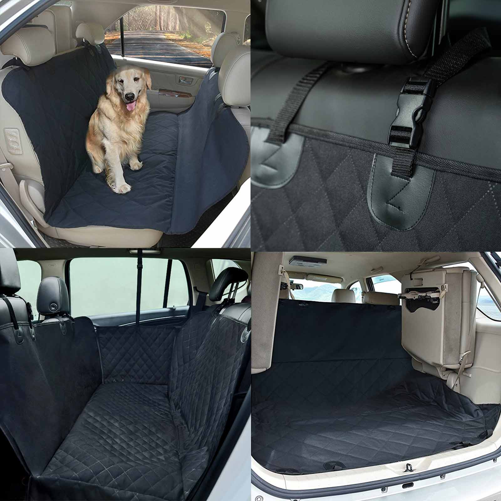 choosing for dog a car diy hammock colorful be blanket to