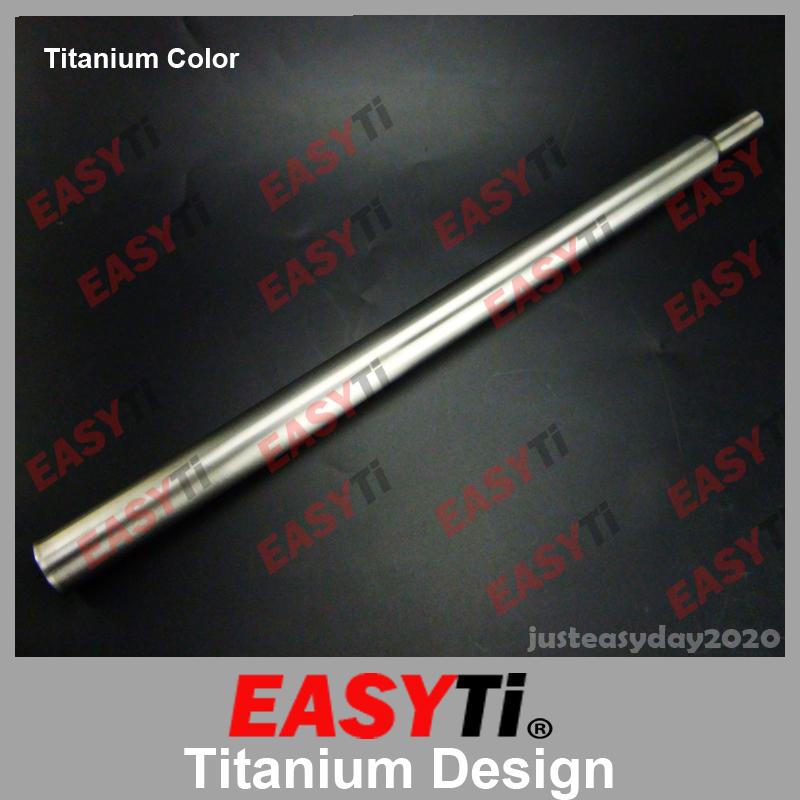 Easyti Titanium GR9 31.8x535//550//560//580//600MM Seatpost Seat Post For BROMPTON