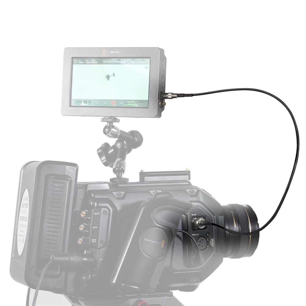 Smallrig Sdi Cable 80cm For Blackmagic Video Assist 1804