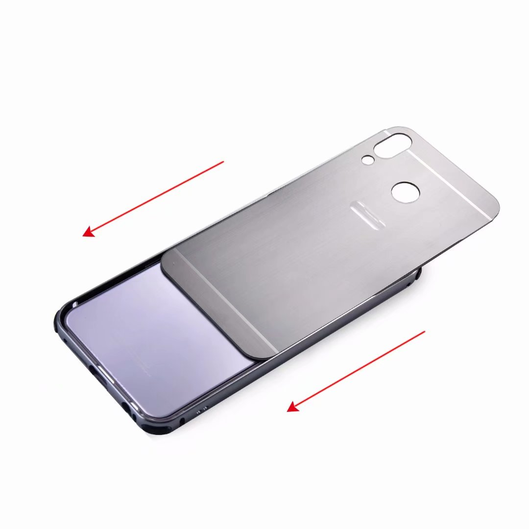 Shockproof Aluminum Metal Case For Asus Zenfone 5 5z Ze620kl Alumunium Bumper 2 55 Brushed Pc Cover