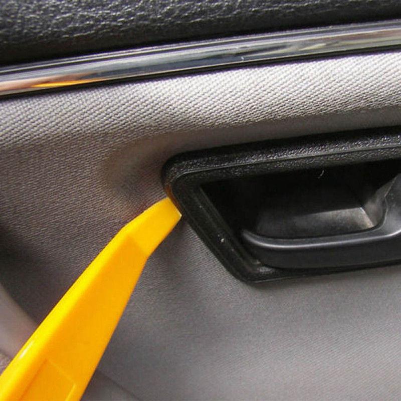 Car Radio Audio Stereo Door Trim Dash Panel Install