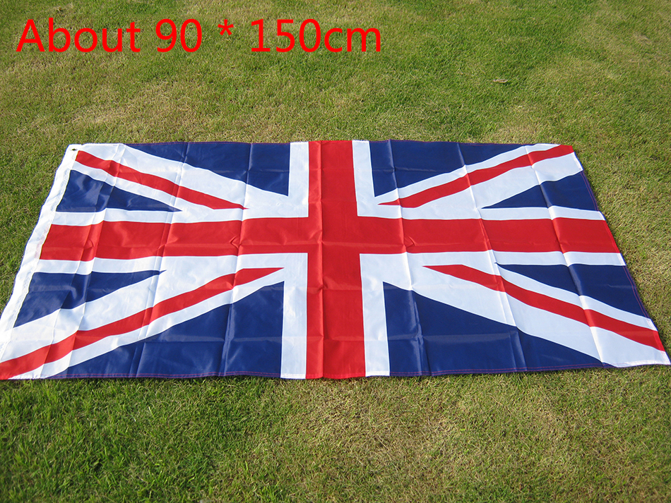 5Ft X 3Ft 5/'X3/' Flag Support Our Troops British Army