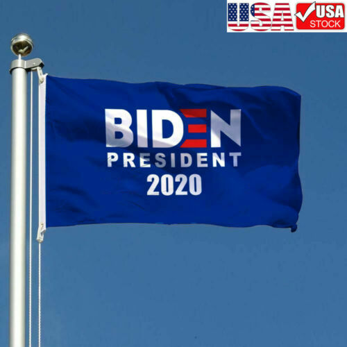 Fuc* Biden Flag 3x5 American US Donald Trump Funny Garden Home House Banner