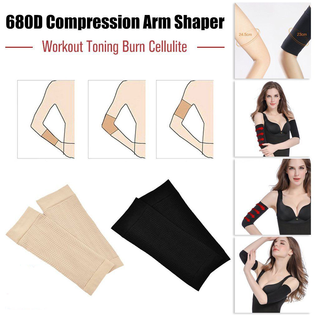89a4ad12fb Details about FASHION LADIES SLIMMING WEIGHT LOSS ARM SHAPER FAT BUSTER OFF  WRAP BELT BAND AU