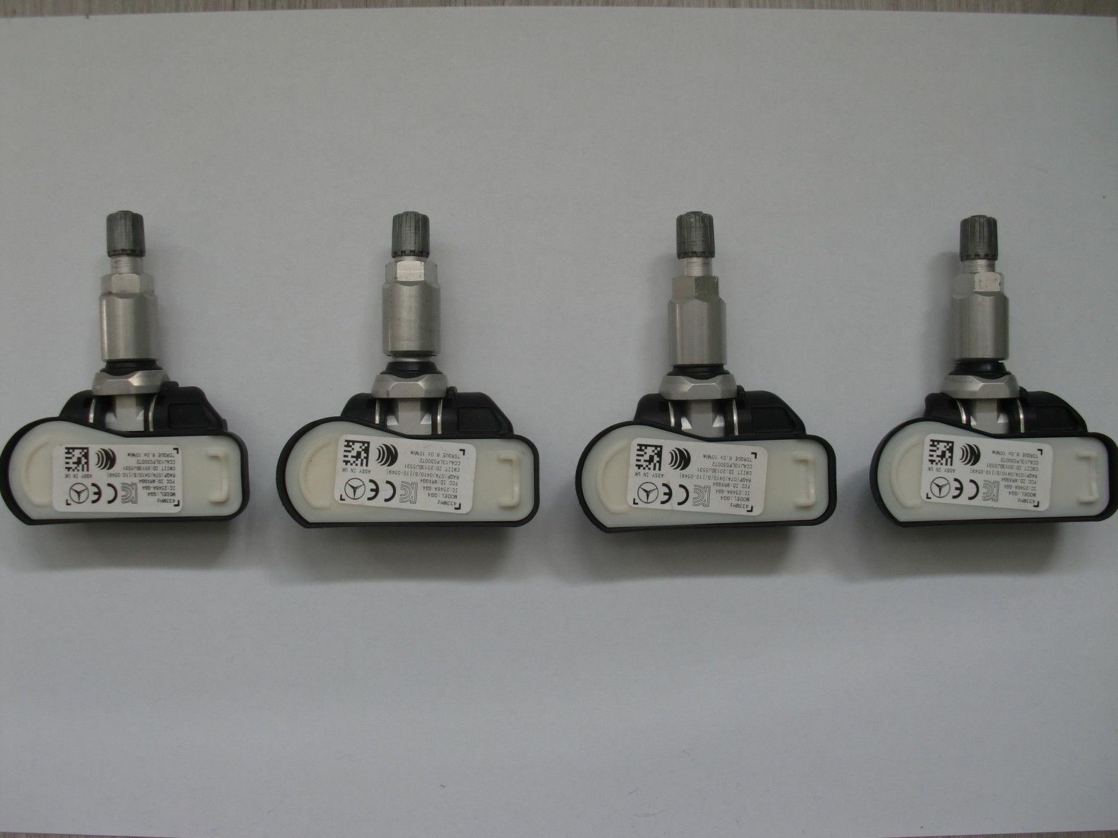 4x tire tyre pressure sensor tpms sensor mercedes benz for Mercedes benz tire pressure sensors