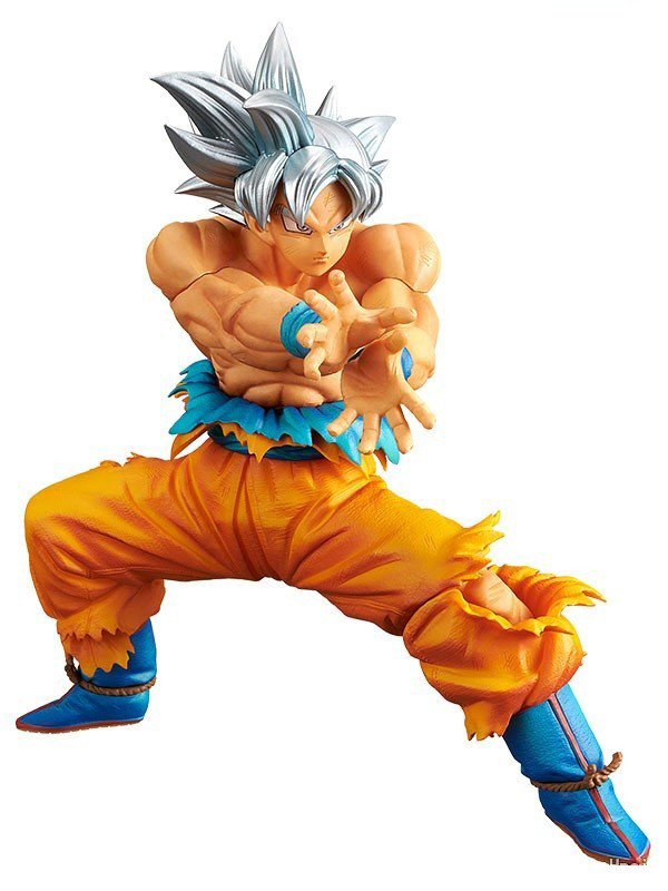 Anime Jouets Dragon Ball Goku Migatte no Gokui Ultra Instinct Figurine 23cm