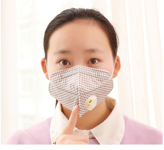 10pcs-Unisex-Cycling-Anti-Dust-Mouth-Face-Mask-Respirator-Breathing-Valve-New