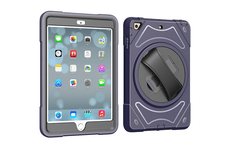 360-Rotate-Shockproof-Heavy-Duty-Armor-Rugged-Case-With-Strap-for-iPad-7-9-034-9-7-034