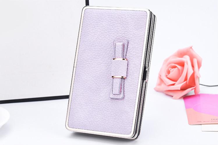 Luxury-Aluminum-Side-Butterfly-Tie-Wallet-Case-Handbag-Purse-For-Samsung-iPhone