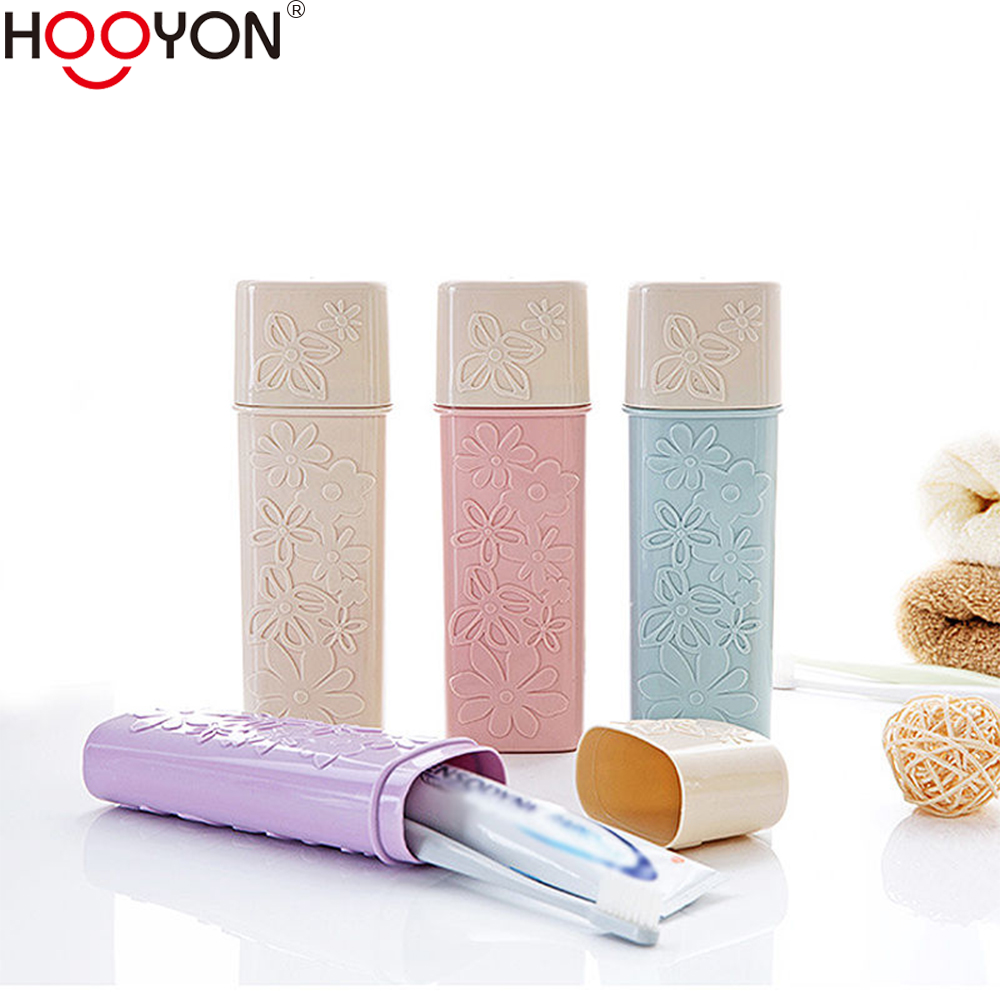 Details About Home Travel Camping Toothbrush Toothpaste Protect Holder Case  Box Storage Cover