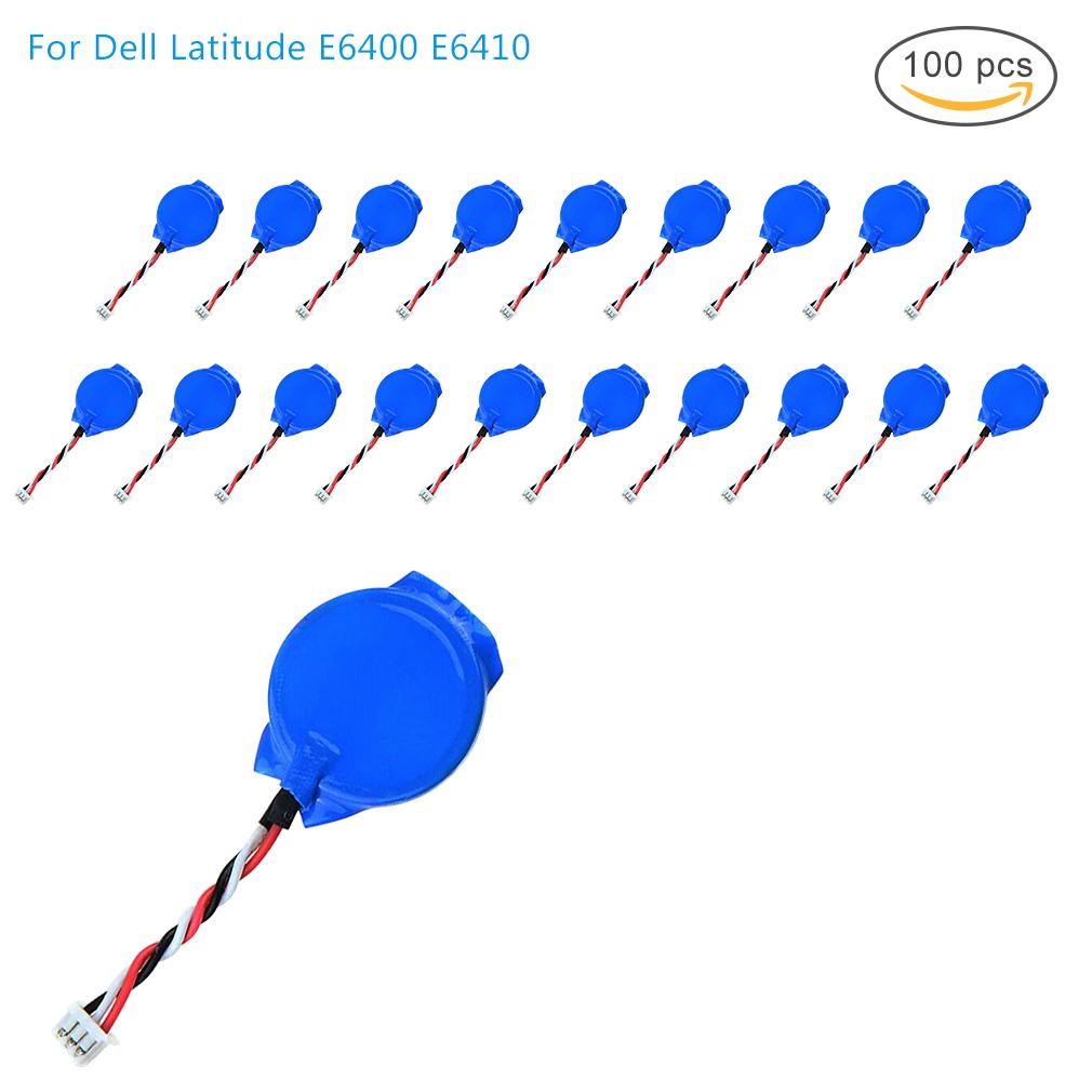 100X CMOS BATTERY GC02000KH00 BIOS for Dell Latitude E6400 E6410 BACKUP Reserve