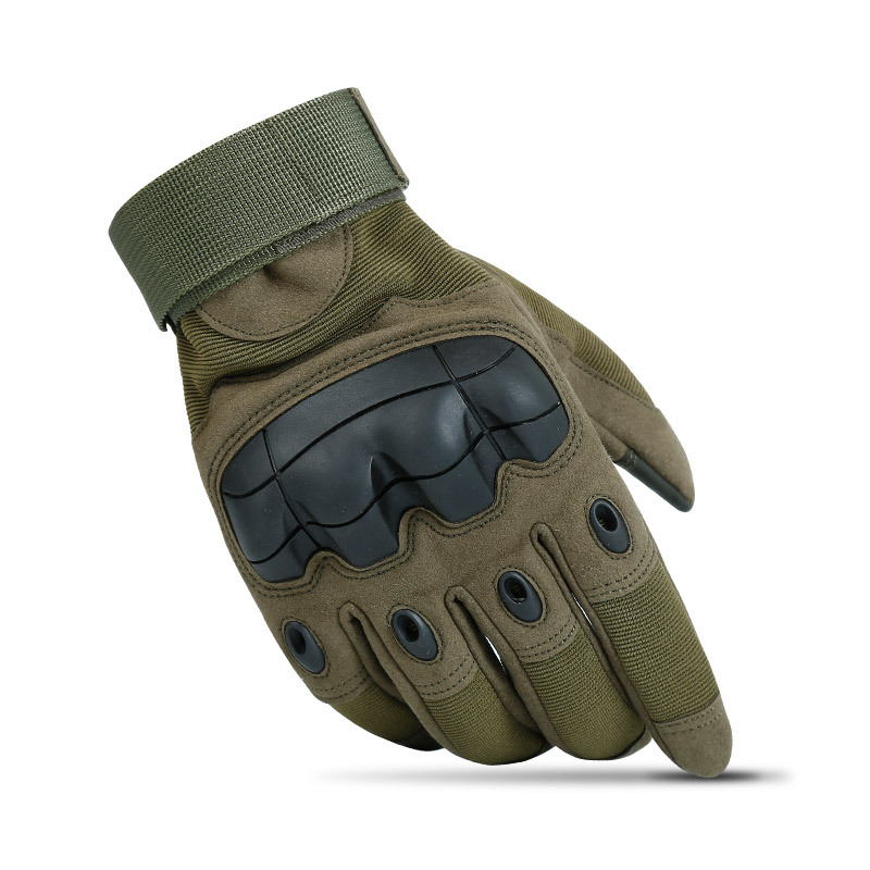 Tactical Hard Knuckle Gloves Men/'s Army Military Special Force Assault SWAT Ops