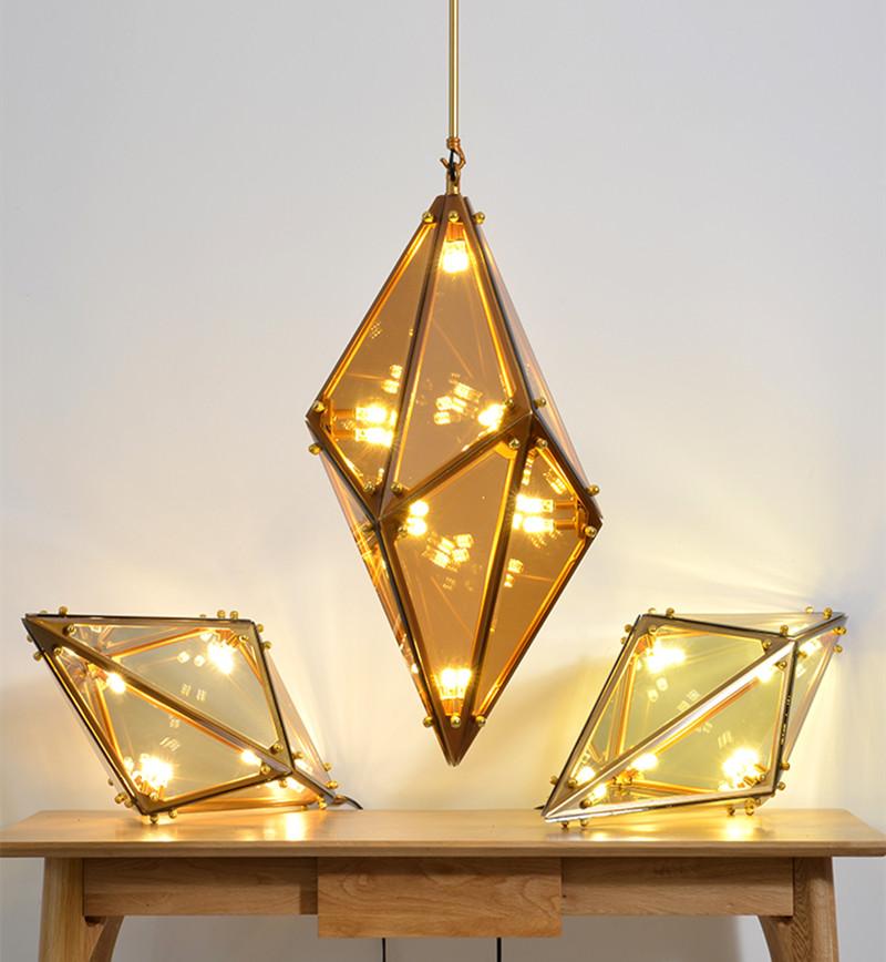 G4 led bulb diamond glass chandelier pendant lamp ceiling light g4 led bulb diamond glass chandelier pendant lamp aloadofball Gallery