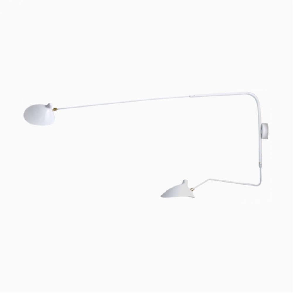 Long serge mouille arm rotating wall sconce wall light lamp bar long serge mouille arm rotating wall sconce wall light lamp bar lighting modern arubaitofo Choice Image