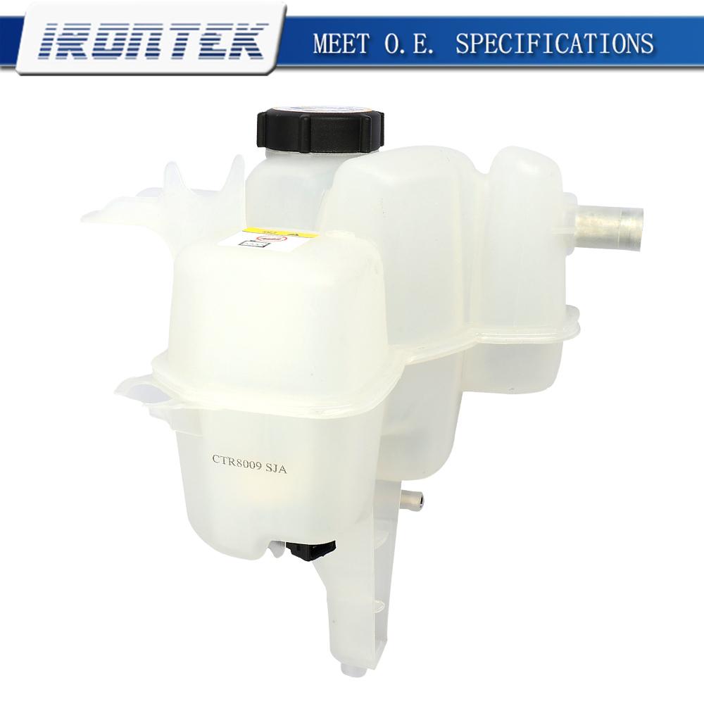 Radiator Coolant Overflow Bottle Reservoir Tank For 01-06