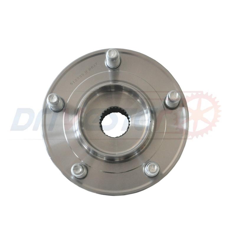 Premium Quality 512335x2 Pair Rear Wheel Hub /& Bearing Assy Lifetime Warranty