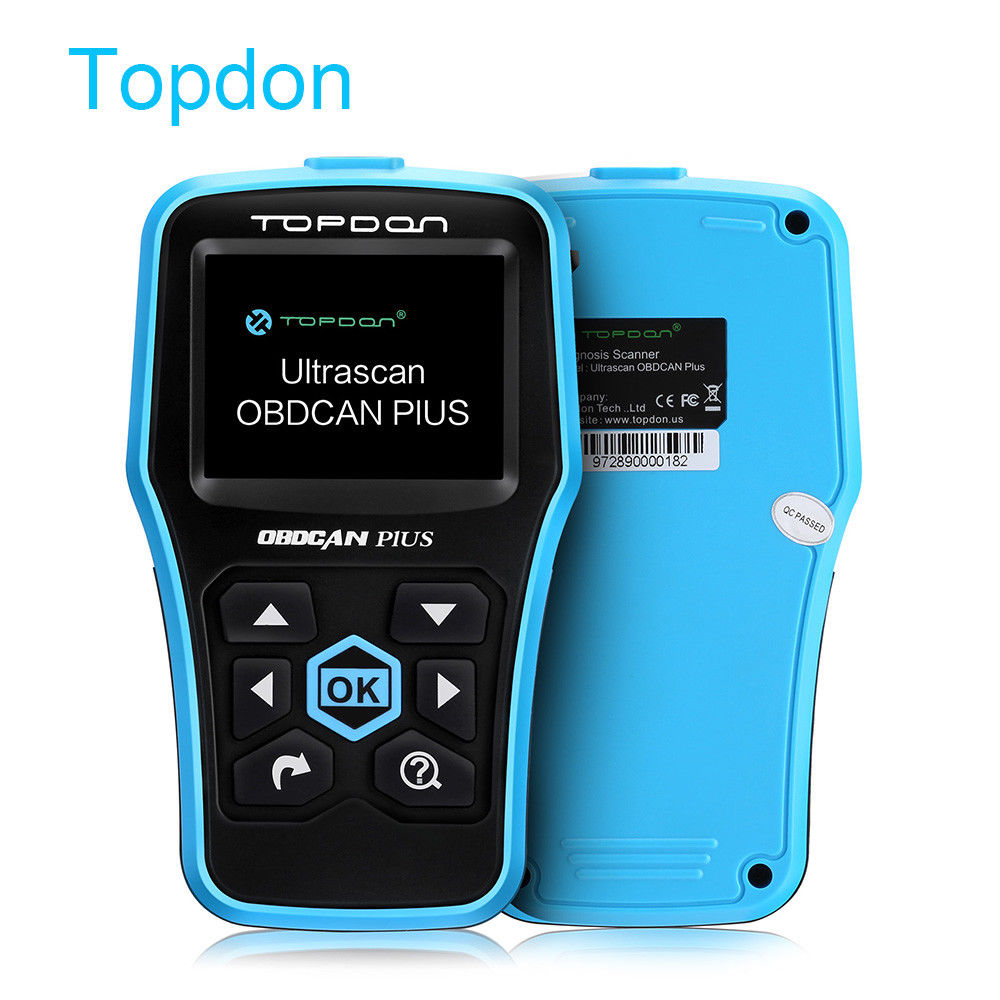 topdon ultrascan plus 2 0 obd2 diagnoseger t canbus. Black Bedroom Furniture Sets. Home Design Ideas